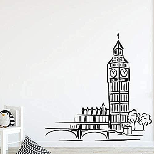 Soggiorno Camera Da Letto Decorazione Murale Adesivi Murali Squisito Murale Squisito Chiesa Famiglia 30X30 Cm