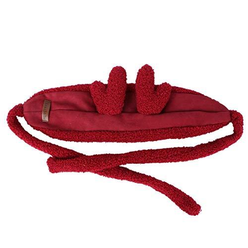 Boże Narodzenie dzieci szalik ochrona uszu apaszka ciepłe włosy obręcz