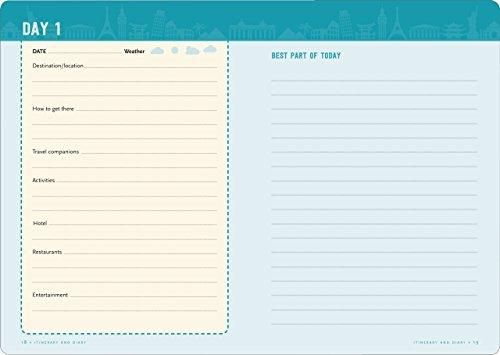 Travel Checklist Journal (Travel Planner Journal) - 41jaIoHEH4L