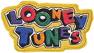 looney tunes embroidered patches
