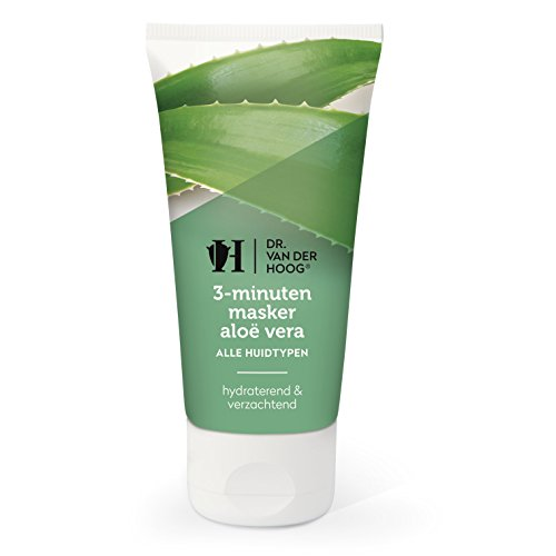 Dr Vd Hoog 3 Minuten Masker Aloe Vera, 50 ml