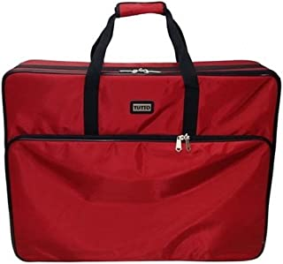 Mascot Metropolitan Tutto Embroidery Bag Extra Large, X, Red