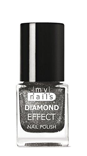 My Nails – Black Diamond Effect