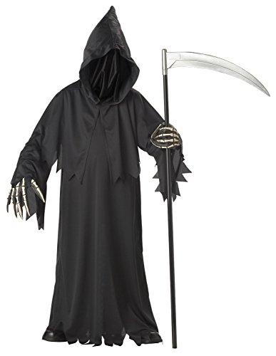 Nick and Ben Horror Halloween Karnevall Kostüm Phantom Sensenmann Erwachsene