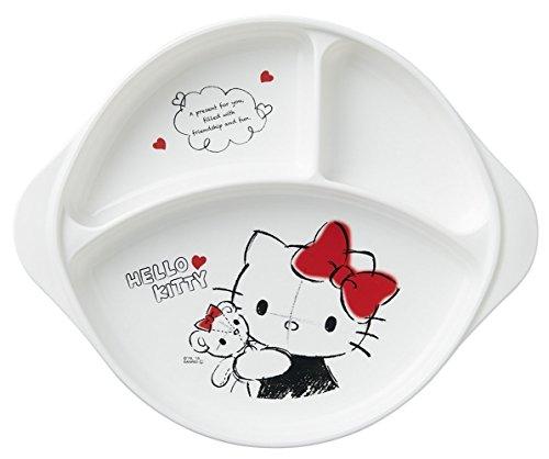 Osk Hello Kitty Lunch Assiette pour bébé Cb-36 à partir du Japon