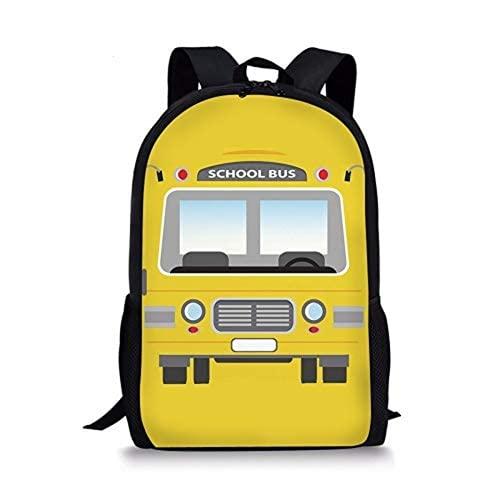 MINGPAI Lindo pug mochila mochila mochila escolar niña mochila escolar patrón de perro divertido estudiante beso mochila negro (5,One Size)