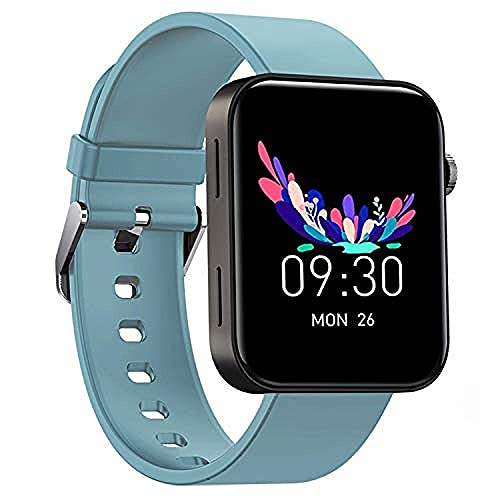 Smart Watch, IP67 Sports Waterproof-Full Touch Smart Watch Rastreador de Ejercicios con Monitor de frecuencia cardíaca y sueño para Hombres y Mujeres Relojes Inteligentes compatibl