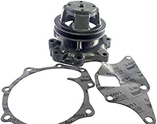 New Water Pump For Ford Gas Tractors 3 CYL 3400 3500 3550 4500 5500 5550 4600 4610 4630