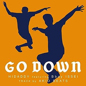 GO DOWN (feat. B-BOY ISSEI)