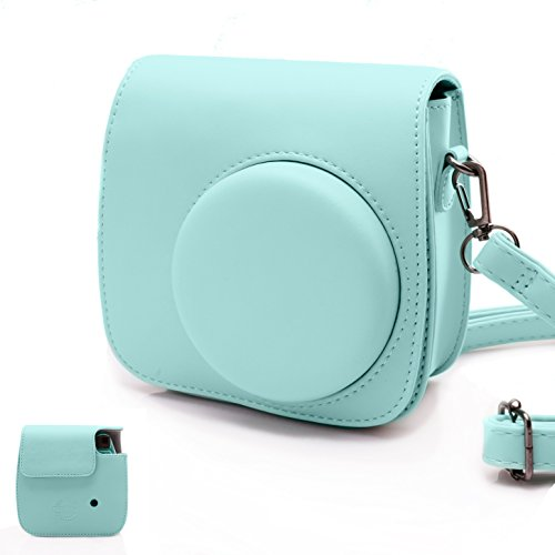 Top 16 instax mini 9 film ice blue case for 2020