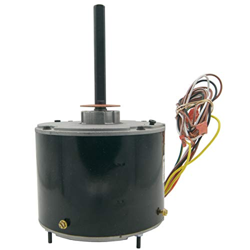 Supplying Demand W51-14CJA1-02 HVAC Condenser Motor 1/4 HP 1 Phase 1 Speed 208/230V 1075 RPM