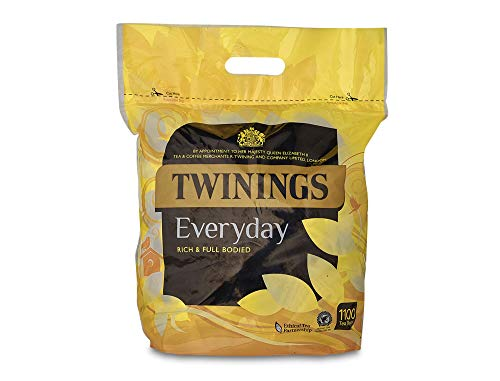 TWININGS EVERYDAY Rich & Full Boiled 1100 Tea Bags