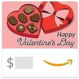Amazon eGift Card - Valentine Chocolates