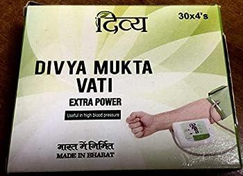 Divya Mukta Vati  120 Tablets