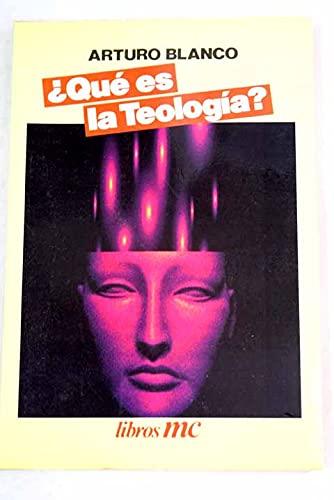 ¿Qué es la teología? (Libros MC)