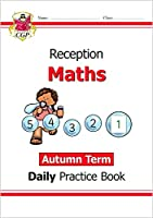 New Maths Daily Practice Book: Reception - Autumn Term