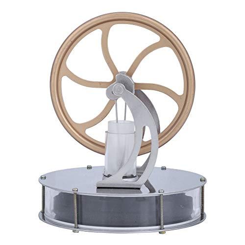 Stirlingmotor Kit Niedertemperatur Stirlingmotor Motor Dampf Wärme Bildung Modell Spielzeug Geschenk Für Kinder Handwerk Orname