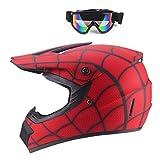Senhill DOT Motocross Helmet Matte...