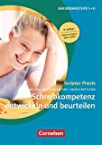 Scriptor Praxis: Schreibkompetenz entwickeln und beurteilen (9. Auflage) - Buch - Michael Becker-Mrotzek