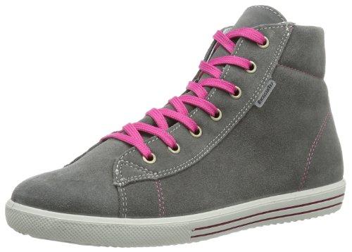 Ricosta Zaynara(M) 5122800 Mädchen Sneaker, Grau (patina 450), EU 39