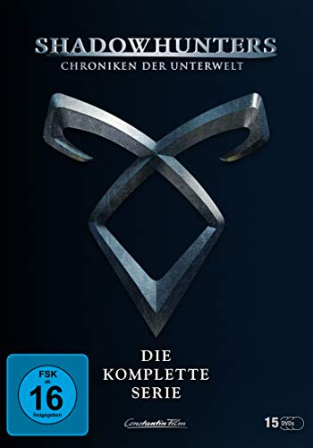 Shadowhunters - Die komplette Serie [15 DVDs]