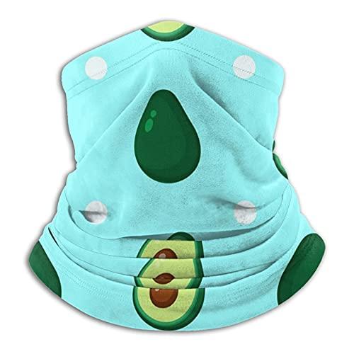 best& Aguacate Headwear Diademas Multifuncional Bandana Amplia Bufanda mágica sin costuras Tubo Bufanda UV Escudo de Insectos Deporte Hombres Mujeres Unisex