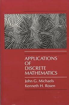 Applications of Discrete Mathematics 0070418233 Book Cover
