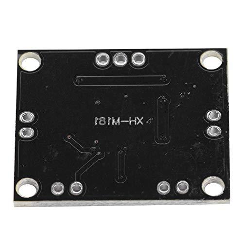Gedourain Placa amplificadora, Placa amplificadora de Clase D Sonido Chip PAM8610 para el instalador de Chips para garantizar un Sonido