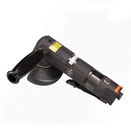 Manyao Alta resistencia neumática Amoladora, placa de presión Tipo de interruptor de seguridad industrial mano Grado Herramienta multifunción y ergonómico