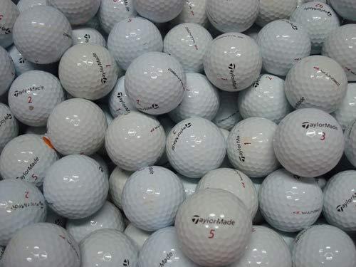 Best Buy! Second Chance Taylormade Penta 100 Premium Lake Golf Balls (Grade A)