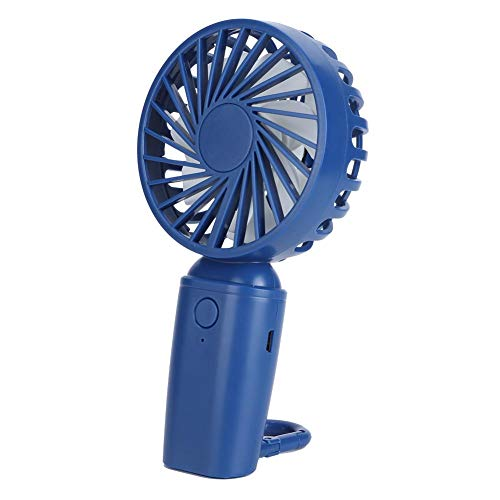 Ventilador portátil Seguro, Ventilador Ajustable, Ventilador Compacto ecológico para Viento Fuerte, Buena Textura para Oficina en casa