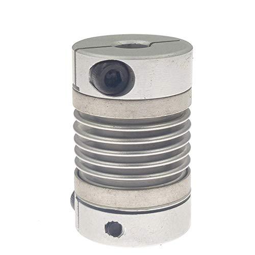 Las Partes de Repuesto Acoplamiento 6/8/9/10/12/14/16/18 / 20mm Aleación de Aluminio CNC para...