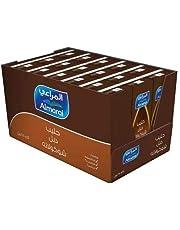 حليب المراعي يو اتش تي بالشيكولاتة 250 مل (18)