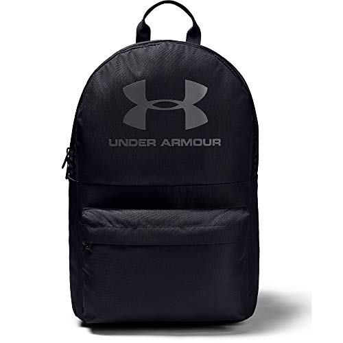 Under Armour Adult Loudon Backpack , Black (001)/Pitch Gray , One Size Fits All