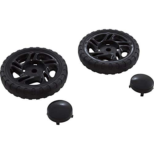 Great Deal! Aqua Products Wheel Assembly, 2670BK Drilled