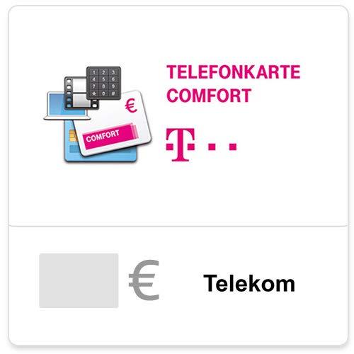 Telefonkarte Comfort (Config) - für Deutschland - Gutschein per E-Mail