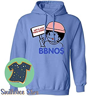 Bbno$ Merch Lets Get This Money T-shirt Long Sleeve Sweatshirt Hoodie