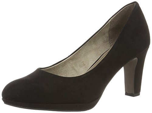 Tamaris Damen 22420 Pumps, Schwarz (Black 001), 38 EU