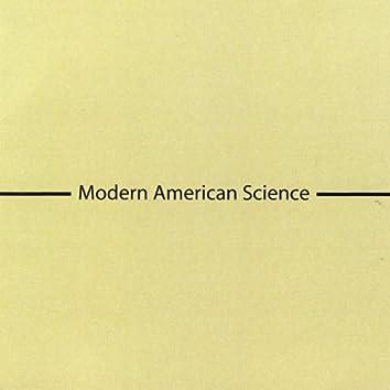 Modern American Science