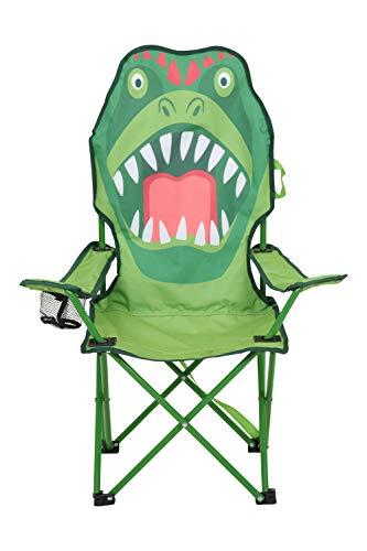 Mountain Warehouse Kids Mini Character Chair - Lightweight Stool, Durable...