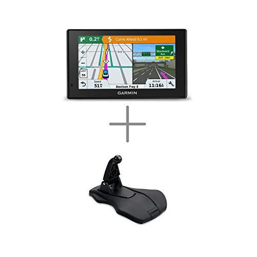 Read About Garmin DriveSmart 51 NA LMT-S Friction Mount Bundle (010-01680-02) with Lifetime Maps/Tra...