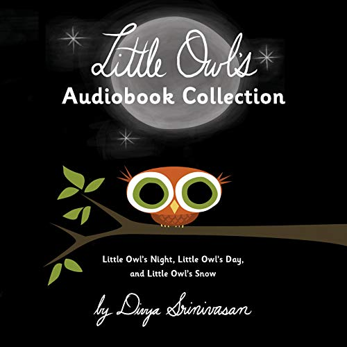 Little Owl's Audiobook Collection audiobook cover art