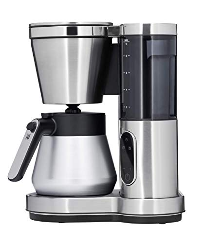 WMF Lumero Kaffeemaschine mit Thermoskanne, 8 Tassen, Kaffeemaschine mit Touch Display, abnehmbarem Wassertank, Schwenkfilter, Abschaltautomatik, 800W