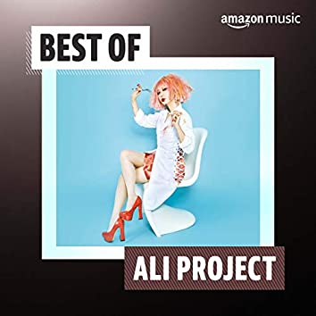 Best of ALI PROJECT