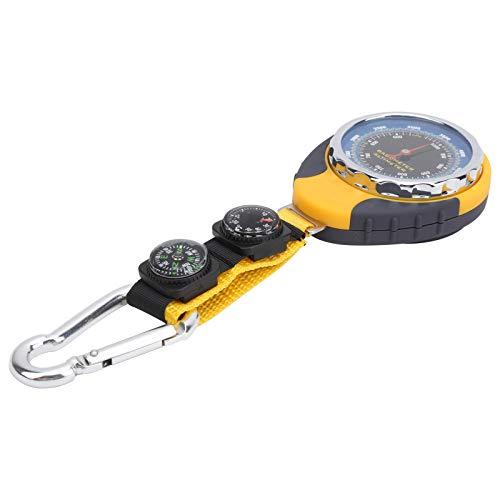 Termómetro de brújula Dispositivo Sensor de presión de Aire Sensible Mini y...