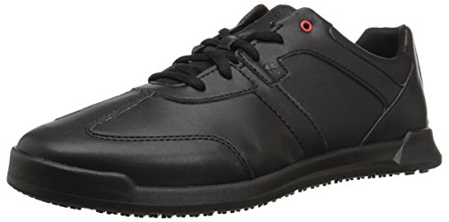 Shoes for Crews Freestyle II, Mens, Black, Size 9.5