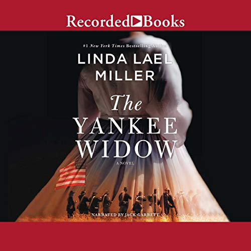 The Yankee Widow audiobook cover art