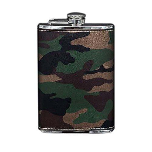 Pistolet à whisky portable Whiskey Jug Portable Flagon Pot de vin de Little Flagon
