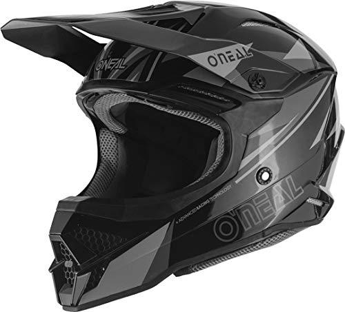 3SRS Helmet TRIZ black/gray S (55/56 cm)