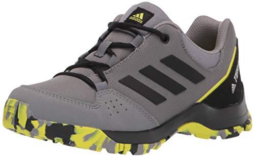 adidas Terrex Hyperhiker Low Hiking - Zapatillas de Senderismo, Unisex, Talla 10,5, Color Gris, Negro y Gris